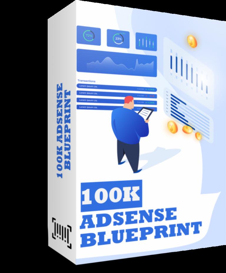 100k Adsense Blueprint